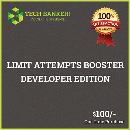 Limit Attempts Booster Developer Edition