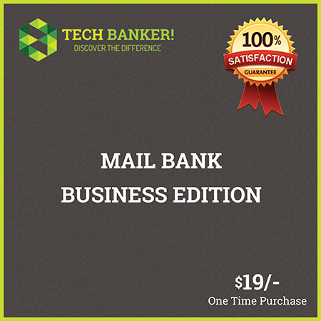 Mail Bank Business Edition