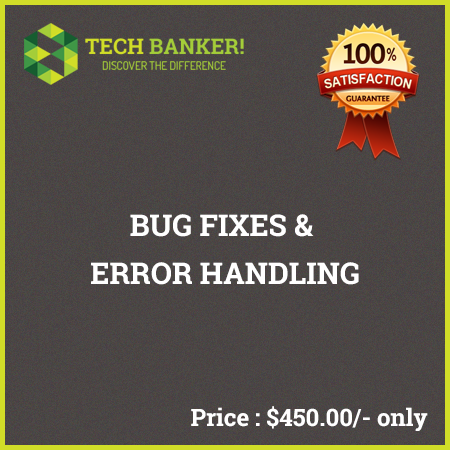 Website Programming Related Services-bug-fixes-error-handling