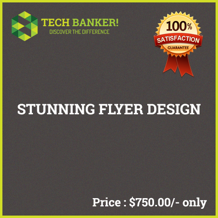 Company Branding Related Services-stunning-flyer-design
